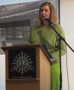 EMDR memoir read by Carol E. Miller at Book Passage